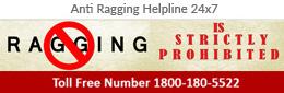anti-ragging